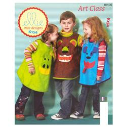 Ellie Mae Designs Children's Smocks Pattern