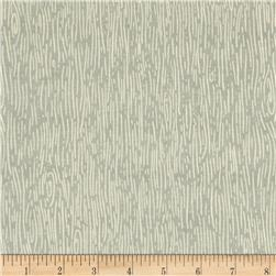 Nutmeg Wood Grain Celadon Fabric