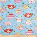 Tiddlywinks Teatime Blue