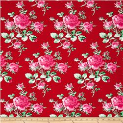 Verna Mosquera Peppermint Rose Cranberry