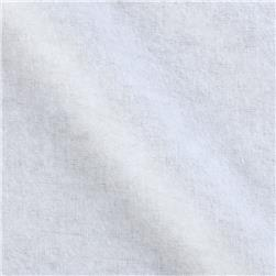 Diaper Flannel White