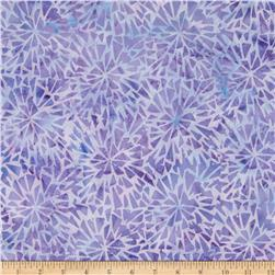 Island Batik Slices Light Turquoise/Light Purple