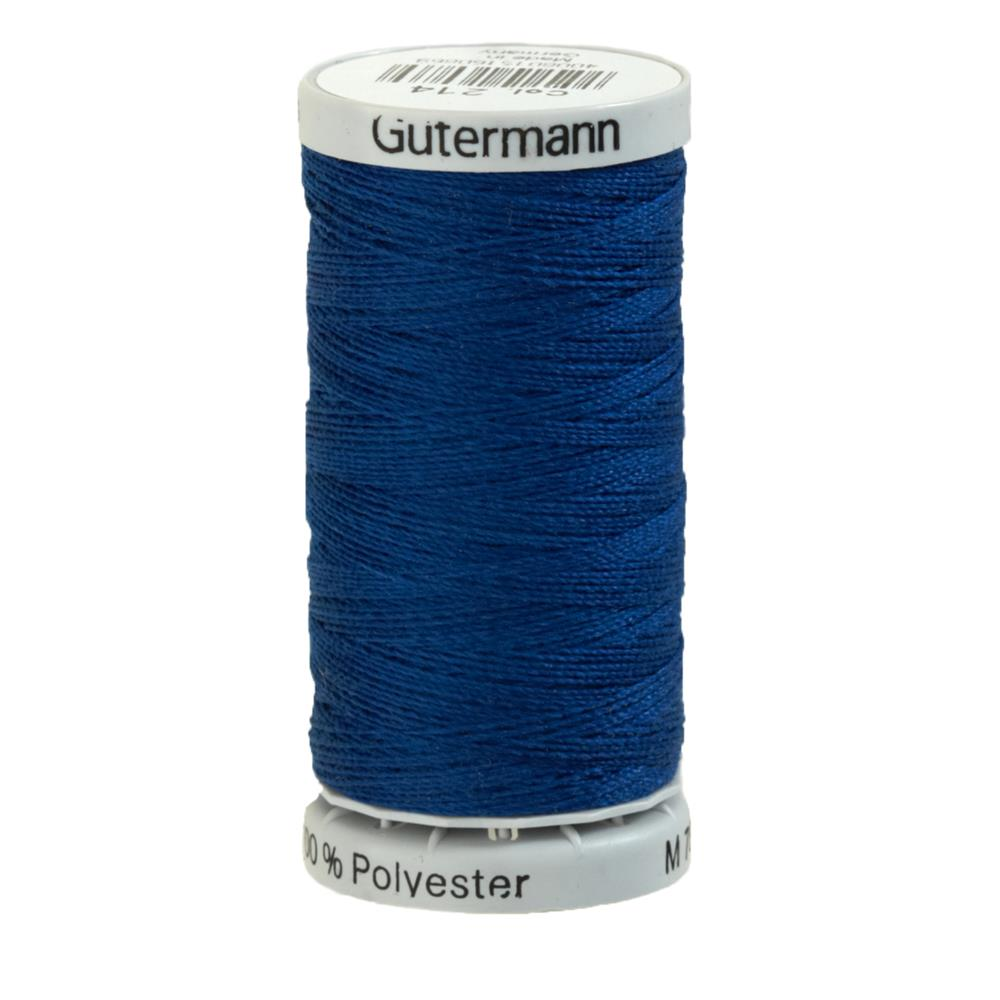 Gutermann Thread Extra Strong 110yds - Dark Midnight