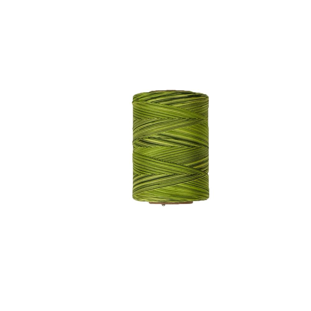 Cotton Machine Quilting Multicolor Thread 1200 YD Spring Greens