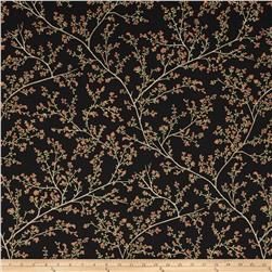 Good Tidings Berries Black/Gold