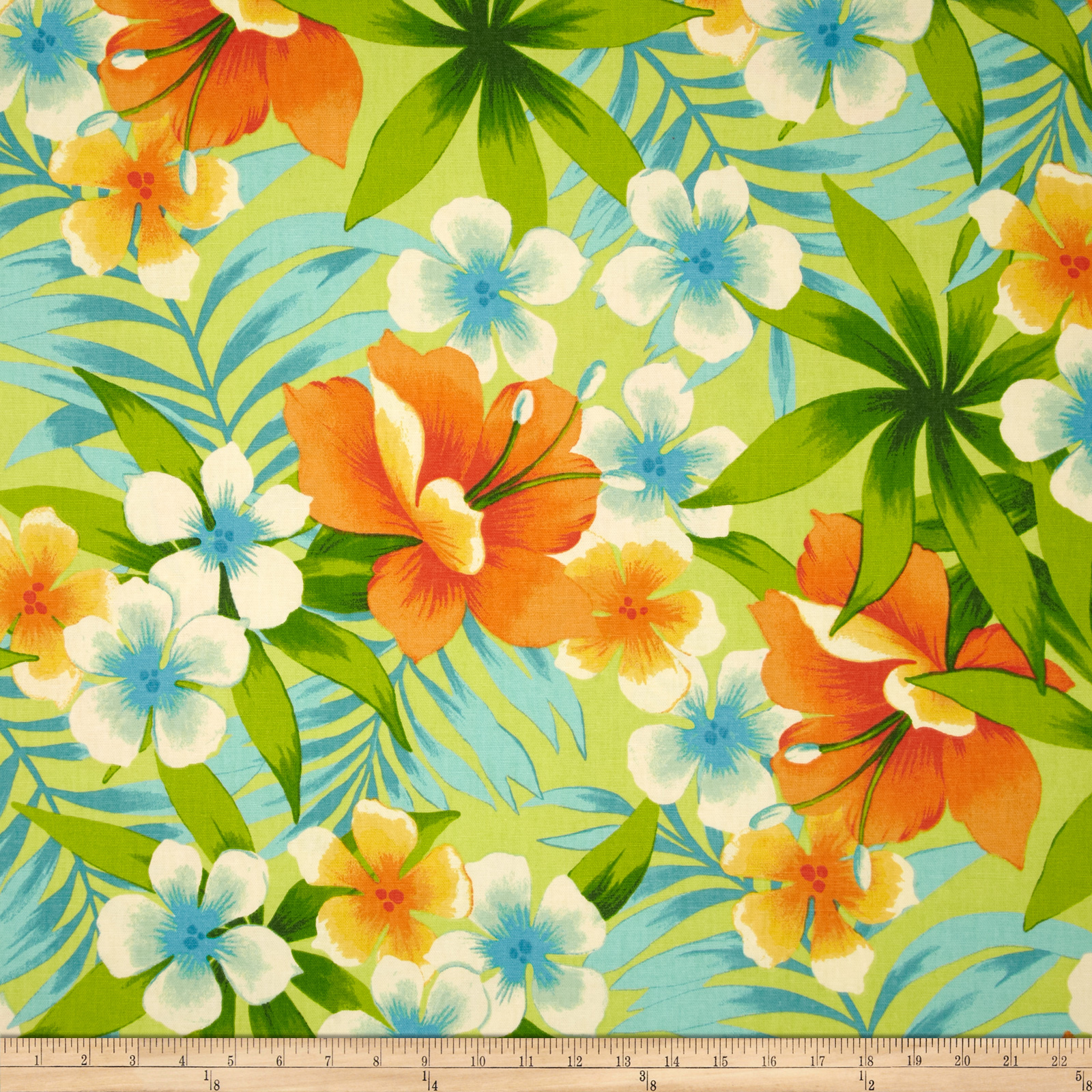 Tommy Bahama Home Sugar Beach Coral Reef Fabric by Waverly in USA