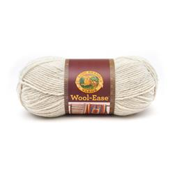 Lion Brand Wool-Ease Yarn (098) Natural Heather