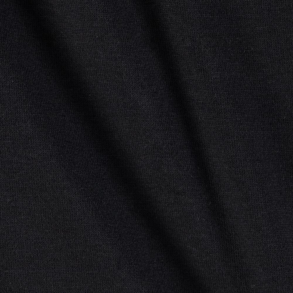 Riley Blake Cotton Jersey Knit Solid Black