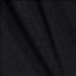 Riley Blake Cotton Jersey Knit Solid Black Fabric