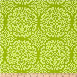 Heather Bailey Ginger Snap Snowflake Green