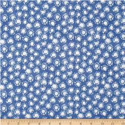 Ella Sunflower Medium Blue