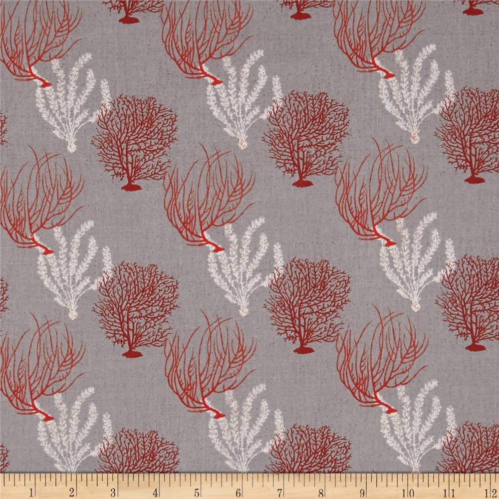 Hidden Cove Coral Grey