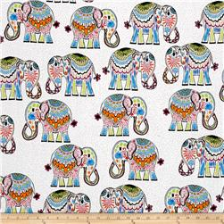 Valorie Wells Jules & Indigo Large Elephants Adventure