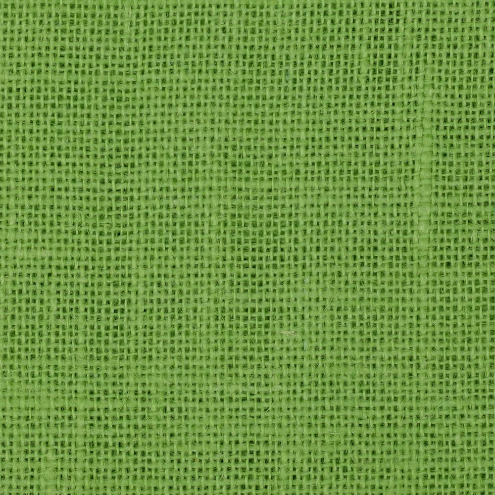 60'' Sultana Burlap Lime Fabric By The Yard