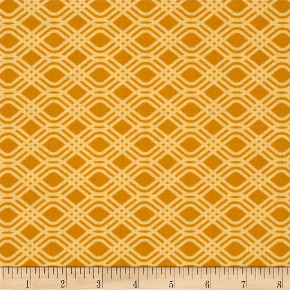 SunPrint Party Streamer Yellow