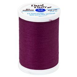 Coats & Clark Dual Duty XP 250 YD Red Plum