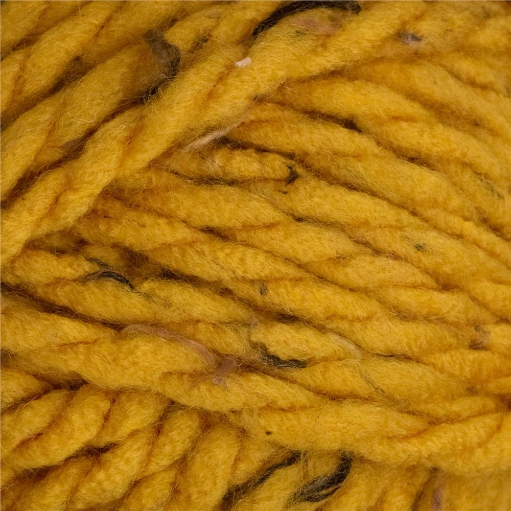 Premier Mega Tweed Super Bulky Yarn 06 Honey