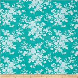 Tanya Whelan Shades of Rose Toile Teal