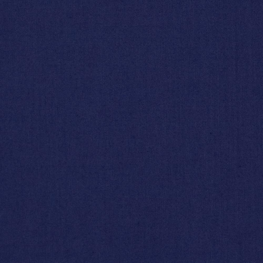 Designer Essentials Cotton Voile Navy