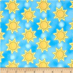 Eggcellent Adventure Suns Blue