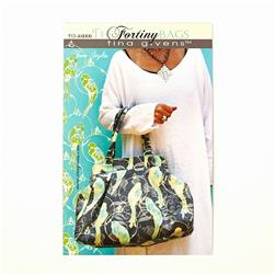 Tina Givens The Fortiny Handbag and Tote Bag