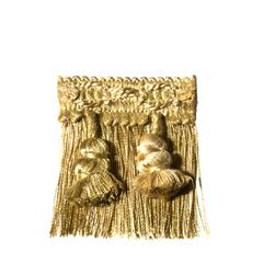 "Trend 1"" 01362 Bullion Fringe Gold"