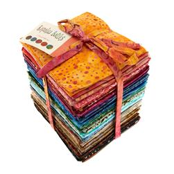 Moda Kapalua Batiks Fat Quarter Assortment