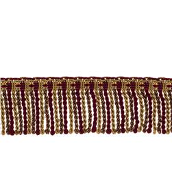 "Fabricut 2.5"" Porch Swing Bullion Fringe Port"