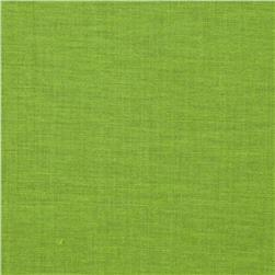 Designer Essentials Solid Broadcloth Olive Fabric