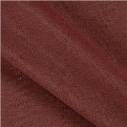 Cotton Spandex Jersey Knit Toasted Rose