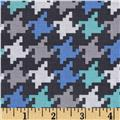 Michael Miller Everyday Houndstooth Sailor