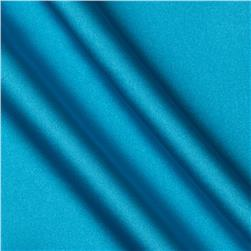 Barcelona Spandex Stretch Satin Turquoise Fabric
