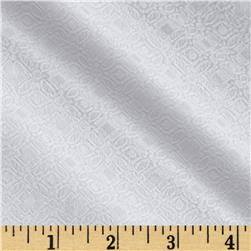 Loft Stretch Jacquard White