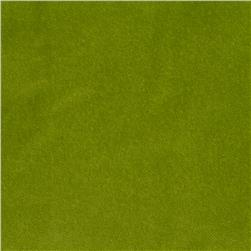 Harper Home Cotton Velvet Green