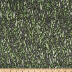Kanvas Crawly Critters Grass Grey