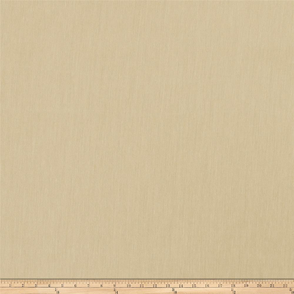 Fabricut Frosted 118'' Sheer  Camel