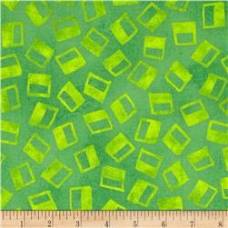 Xanadu Abstract Geo Green