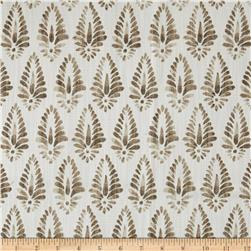 Lacefield Designs Agave Linen Blend Basketweave Java