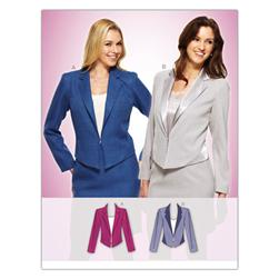 Kwik Sew Misses Jacket (3889) Pattern