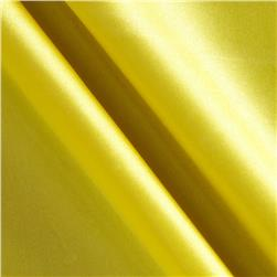 Costume Satin Yellow