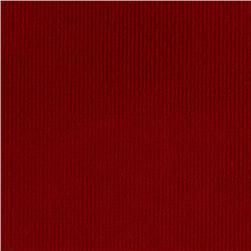 Winchester Stretch 16 Wale Corduroy Christmas Red