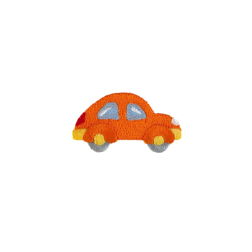 Car Applique Orange