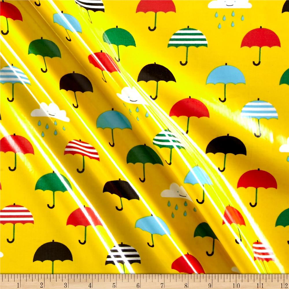 Cloud 9 Orangic Laminate Singin' in the Rain Yellow