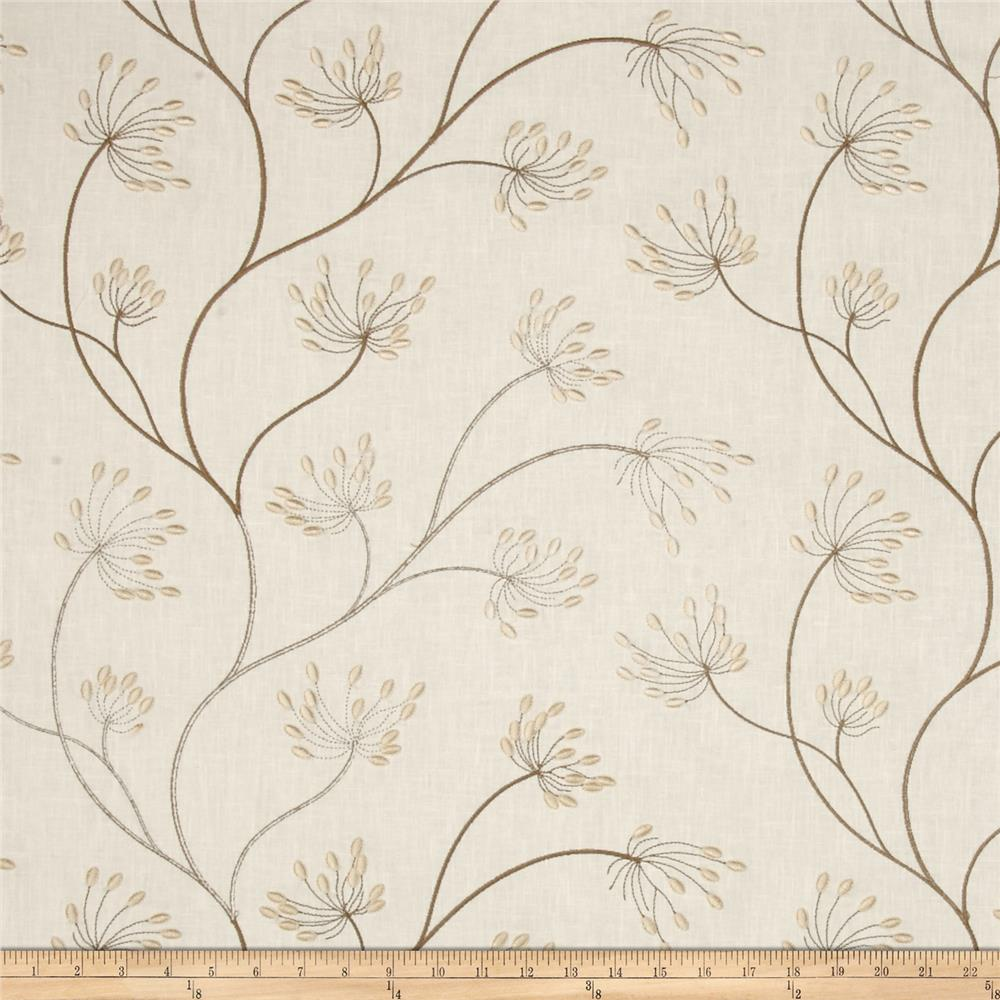 Swavelle/Mill Creek Embroidered Blamont Marble