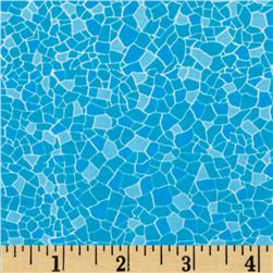 Barcelona Mosaic Small Tile Blue