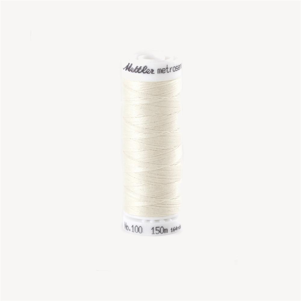 Mettler Metrosene Polyester All Purpose Thread Eggshell