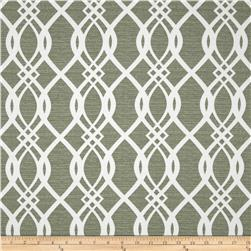 Swavelle/Mill Creek Indoor/Outdoor Hedda Spruce Fabric