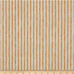 Magnolia Home Fashions Skyfall Stripe Tango Fabric