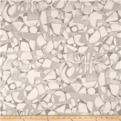Lizzy House Printmaking Canvas Nosara Grey