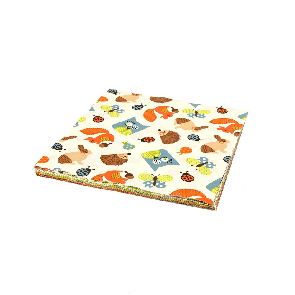 "Moda Happy Sunshine 10"" Layer Cake"